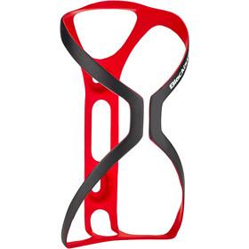 Blackburn Cinch Carbon Bottle Holder matte red